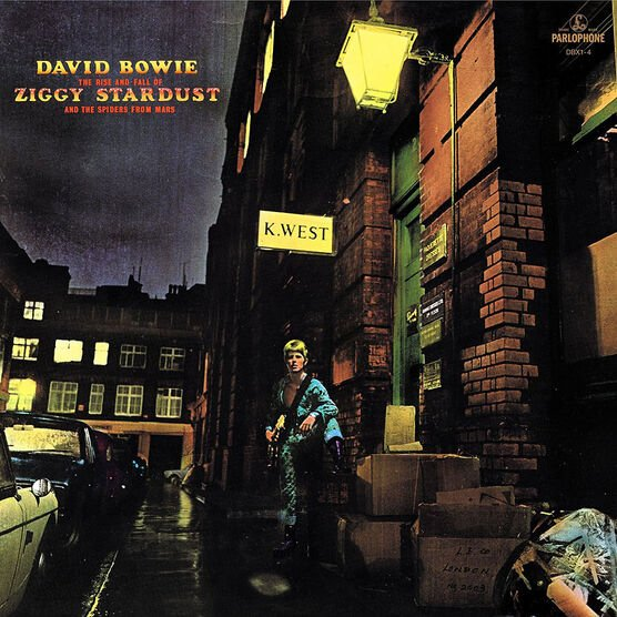 David Bowie - The Rise and Fall of Ziggy Stardust and the Spiders of Mars - Vinyl