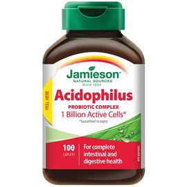 Jamieson Acidophilus Probiotic Complex - 100's