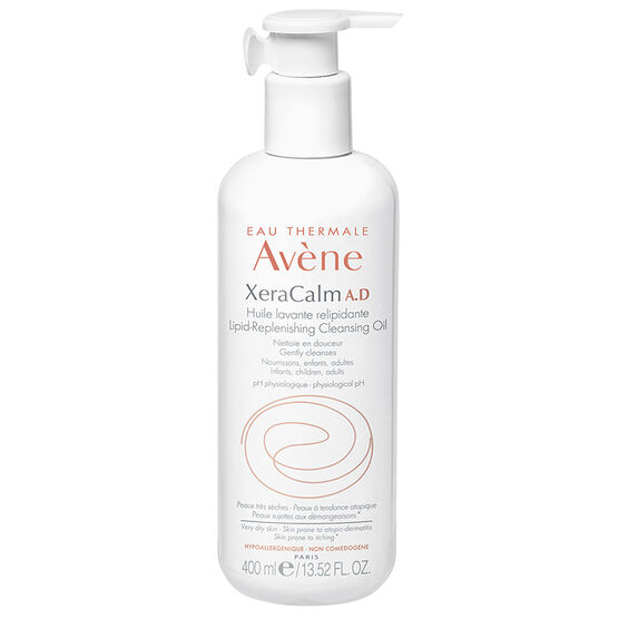 Avene XeraCalm A.D. Lipid Replenishing Cleansing Oil - 400ml