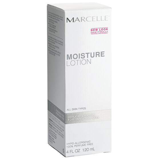 Marcelle Essentials Moisture Lotion - 120ml
