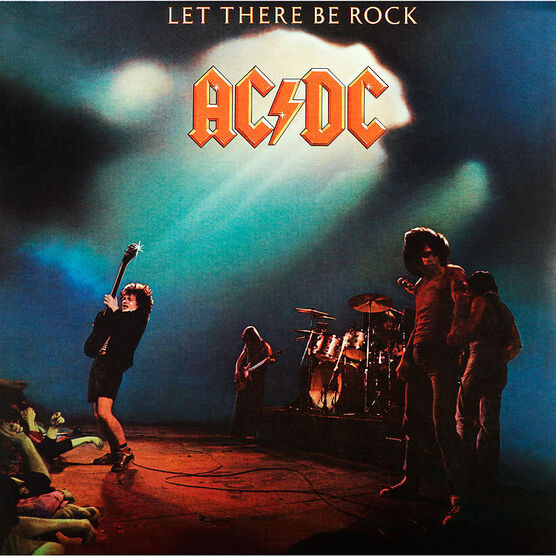 AC/DC - Let There Be Rock - Vinyl