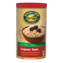 Nature's Path Organic Steel Cut Oats - 680g