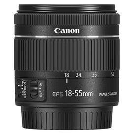 Canon EF-S 18-55mm IS STM Lens - 1620C002