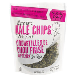 Solar Raw Kale Chips - Half Salt - 100g