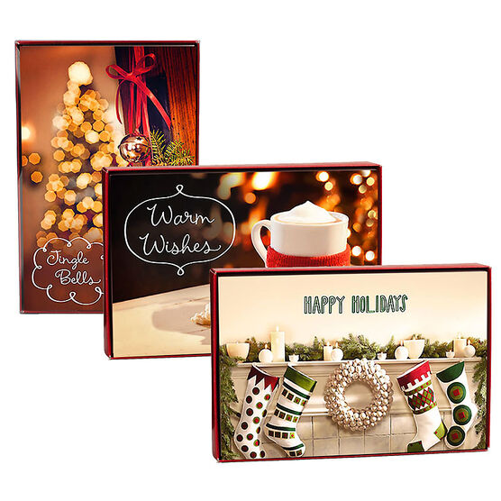 American Greetings Christmas Cards - Nostalgic - 14 count - Assorted