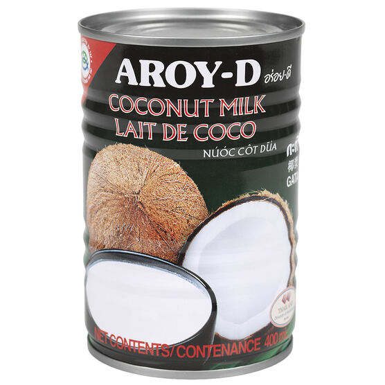 Aroy-D Coconut Milk - 400ml