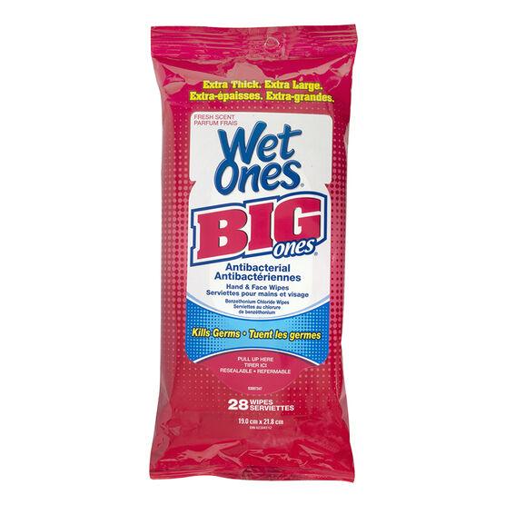 Wet Ones Big Ones - 28's