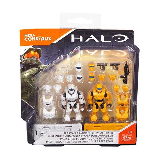 Mega Bloks Halo Customizer Packs II - Assorted