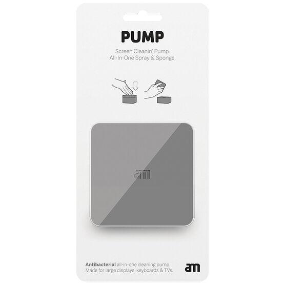 AM Pump All-In-One Spray & Sponge - Grey - 100ml - AM 85521-12