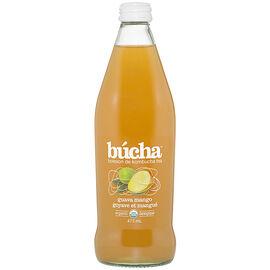 Bucha Kombucha Tea - Guava Mango - 473ml