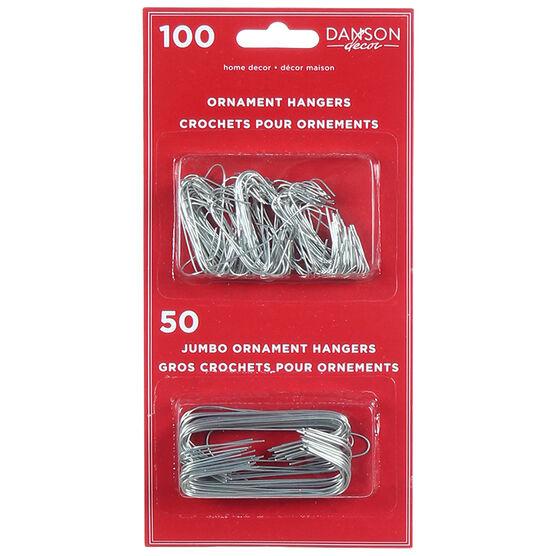 Danson Wire Tree Hooks - 150 pieces