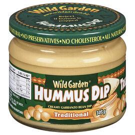 Wild Garden Hummus - Traditional - 305g