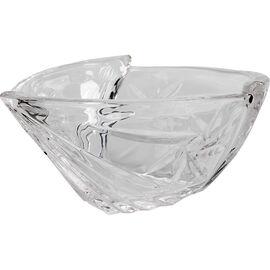 London Drugs Crystal Tri-Shape Bowl