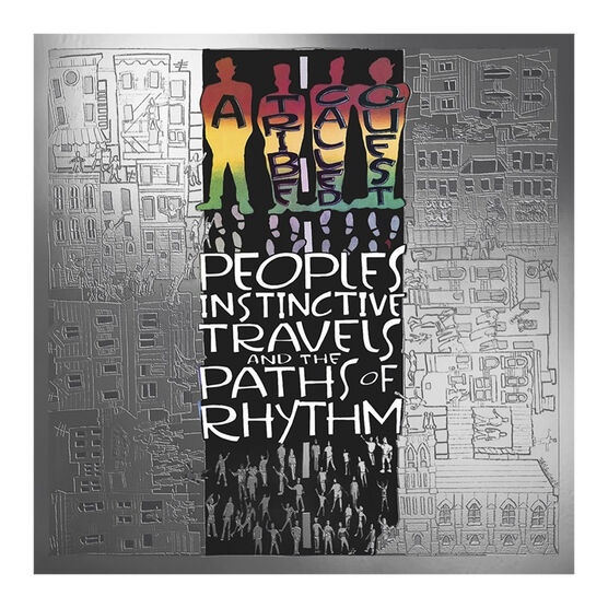 A Tribe Called Quest - People's Instinctive Travels and the Paths of Rhythm (25th Anniversary Edition) - Vinyl