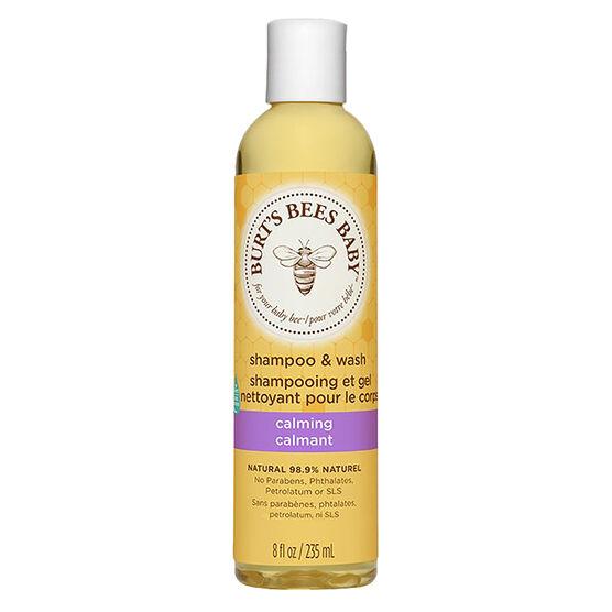 Burt's Bees Baby Bee Calming Shampoo & Wash - 235ml
