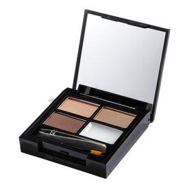 Makeup Revolution Focus & Fix Brow Kit - Light Medium