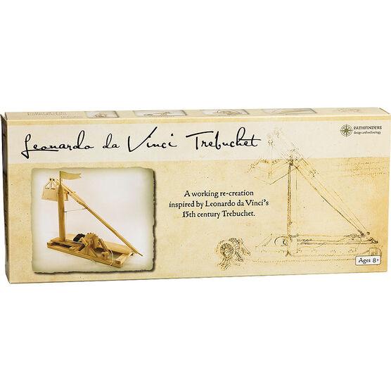 Pathfinders Leonardo da Vinci Trebuchet Kit