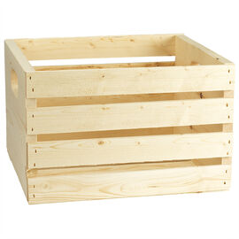 Adwood Pine Record Crate - 14inch