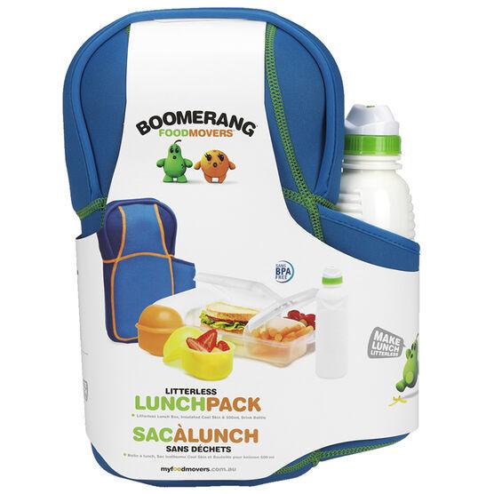 Boomerang Litterless Lunch Pack - Assorted