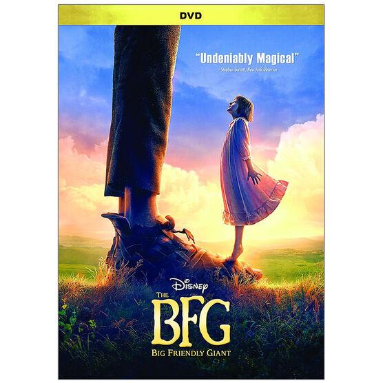The BFG - DVD