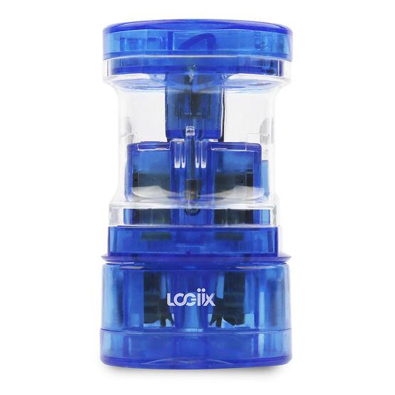 Logiix World Traveler II - Blue - LGX12493