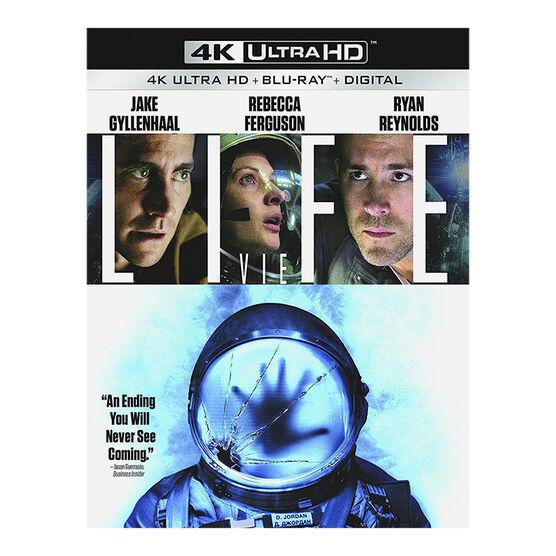 Life - 4K UHD Blu-ray