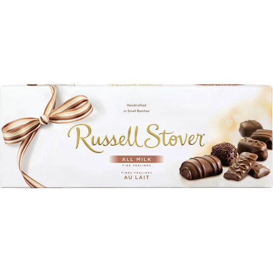 Russell Stover Milk Chocolates - Assorted - 340g