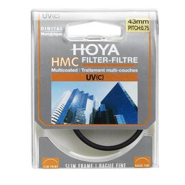 Hoya 43.0mm UV-HMC Filter - HY051318