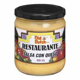 Old Dutch Restaurante - Salsa Con Queso - 400ml
