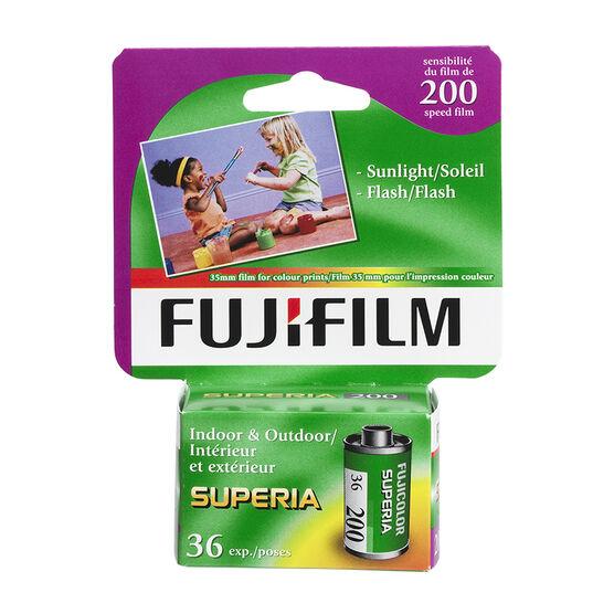 Fujicolor Superia 200 - 36 exp. - 600018226