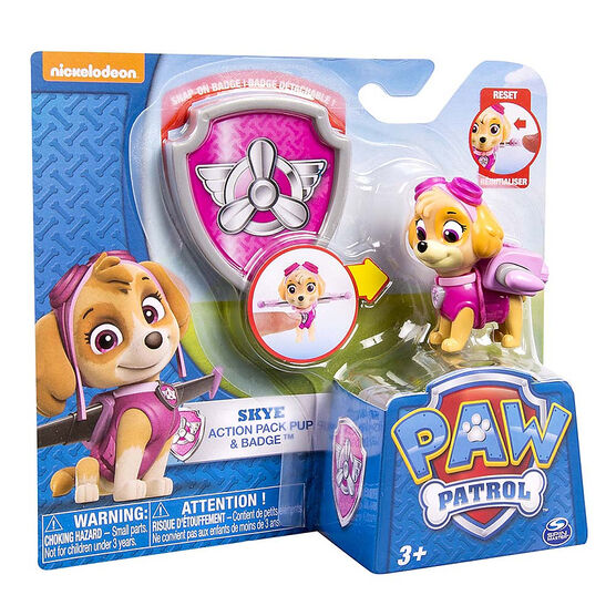 Action Pack Pup - Assorted
