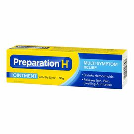 Preparation H Ointment - 50g