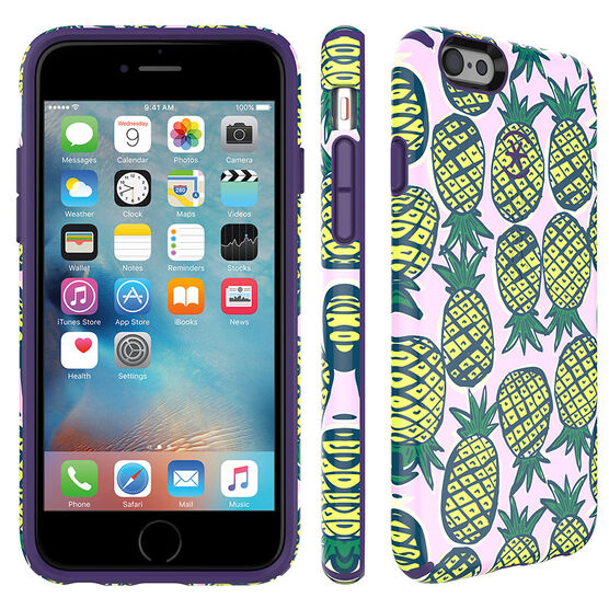 Speck CandyShell Inked Case for iPhone 6/6s - Pineapple - SPK737745376