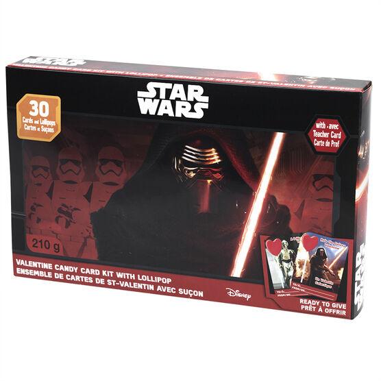 Star Wars Pop N Card - 210g