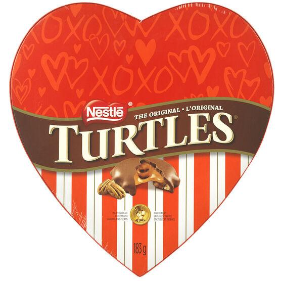 Nestle Turtles Heart Tin - 183g
