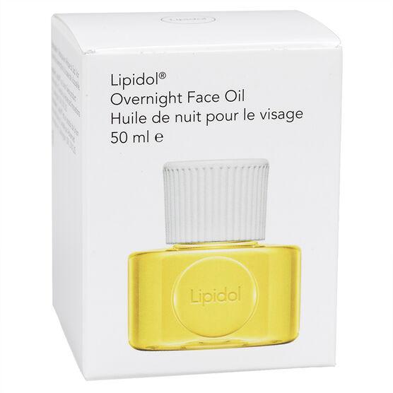 Lipidol Overnight Face Oil - 50ml