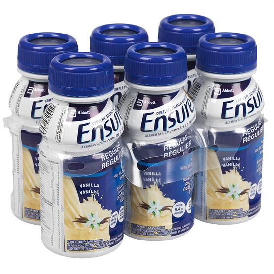 Ensure - Vanilla - 6 x 235ml