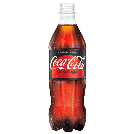Coca-Cola Zero - 500ml