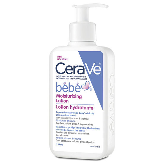 CeraVe BeBe Moisturizing Lotion - 237ml