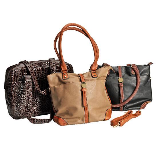 Giovanni Handbag - Assorted