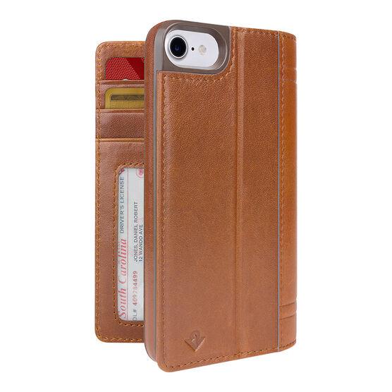 Twelve South Journal Case for iPhone 7 - Cognac - TS-12-1662