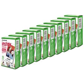 Fuji Instax Mini Film - 10 Pack - 600051771