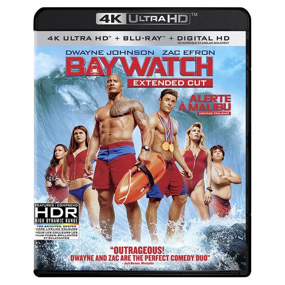Baywatch - 4K UHD Blu-ray