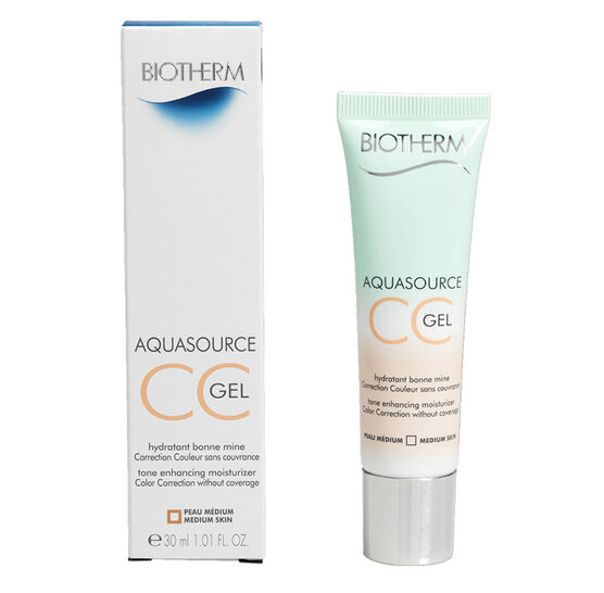 Biotherm AquaSource CC Gel - Medium Skin - 30ml