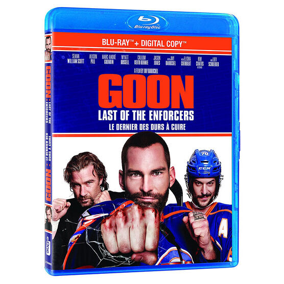 Goon: Last of the Enforcers - Blu-ray