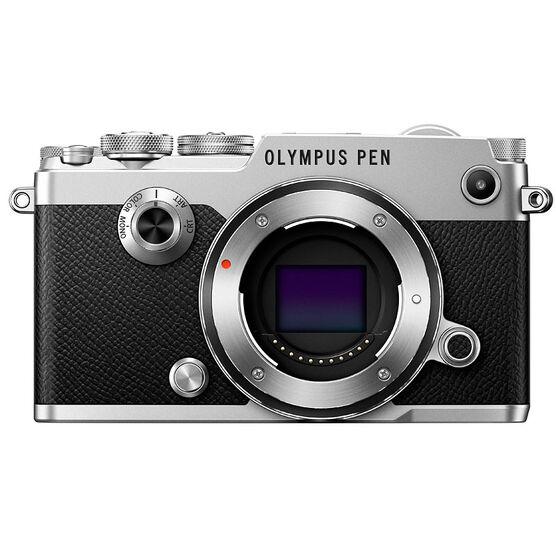 Olympus PEN-F Body - Silver - V204060SU000