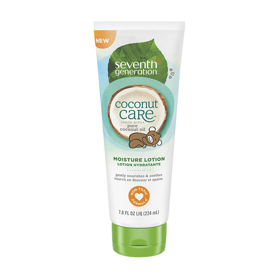 Seventh Generation Coconut Care Moisture Lotion - 224ml