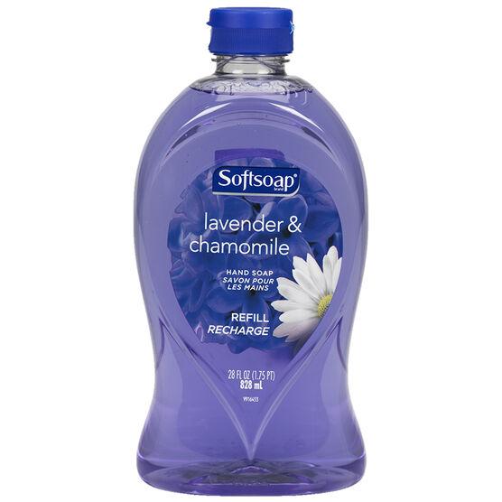 Softsoap Liquid Soap Refill - Lavender & Chamomile - 828ml