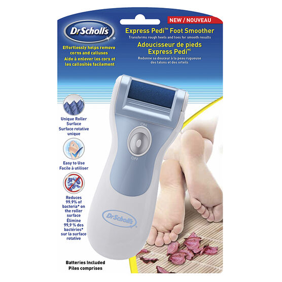 Dr. Scholl's Express Pedi Foot Smoother - DRSP3757CFN1