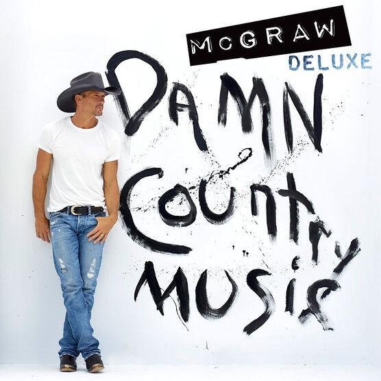 Tim McGraw - Damn Country Music - CD
